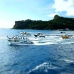 国内最遠の楽園、小笠原諸島への旅 ~8. 盛大に見送られる出航、感動のフィナーレ(5、6日目)~