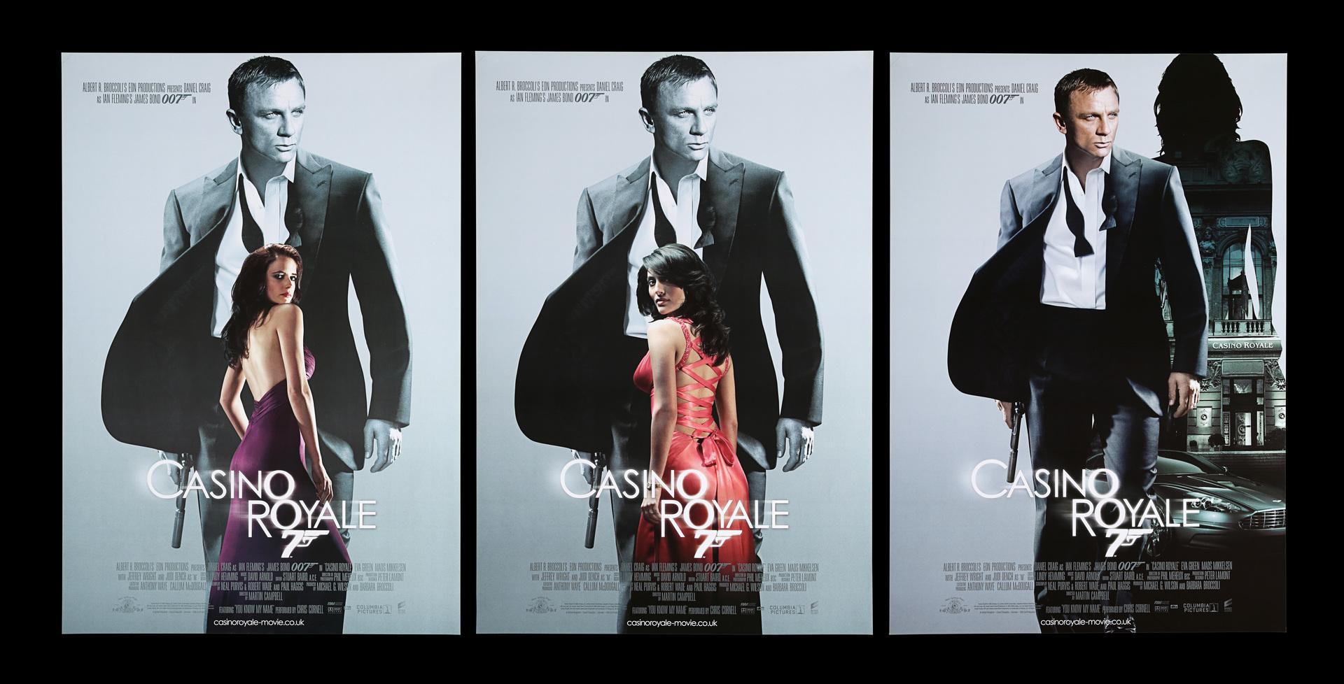 new casino royale 007 james bond film