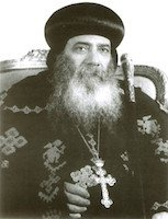 H.H. Pope Shenouda III, the 117th Pope of Alexandria and Patriarch of the See of St. Mark