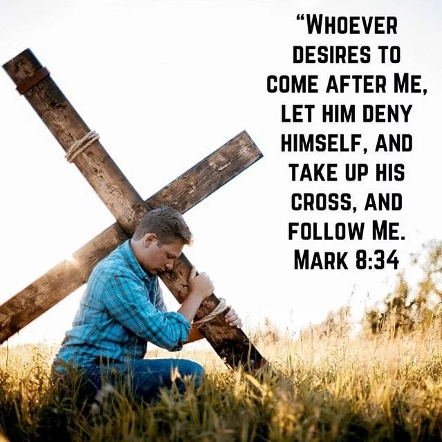 """The path of God is a daily cross. No one has ascended into heaven by means of ease."" – St. Isaac the Syrian #coptic #orthodox #cross"