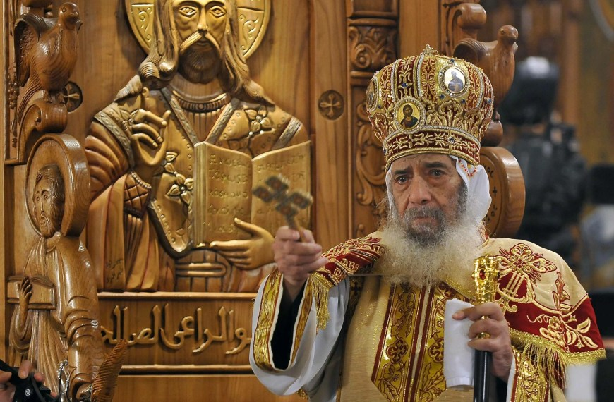 The Late Thrice Blessed Pope Shenouda III