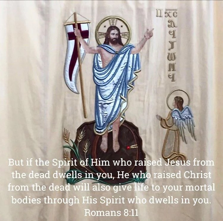 """""""O Lord it is not I who build for you a place in my heart to dwell in because """"Unless the Lord builds the house they labour in vain who build it."""" (Ps. 127:1) … Who am I to build for You a holy temple that Your Spirit may dwell within me? It is You Lord who built Jerusalem.. Come and do not wait for me.. lest You should wait and I come not"""" – H.H. Pope Shenouda III  #coptic #orthodox #spirit #holyspirit #dwell #resurrection #holy50"""