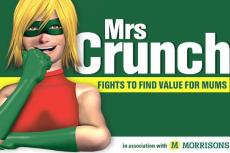 Mrs Crunch The Sun