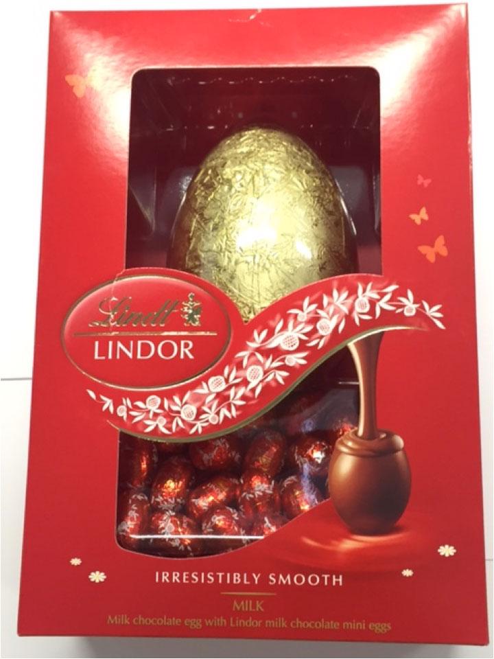 Lindt Lindor egg