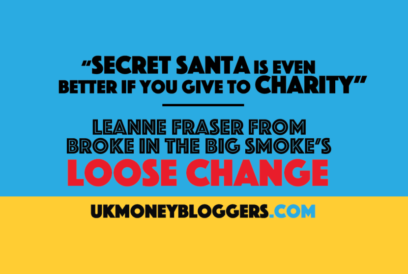 Loose change secret santa