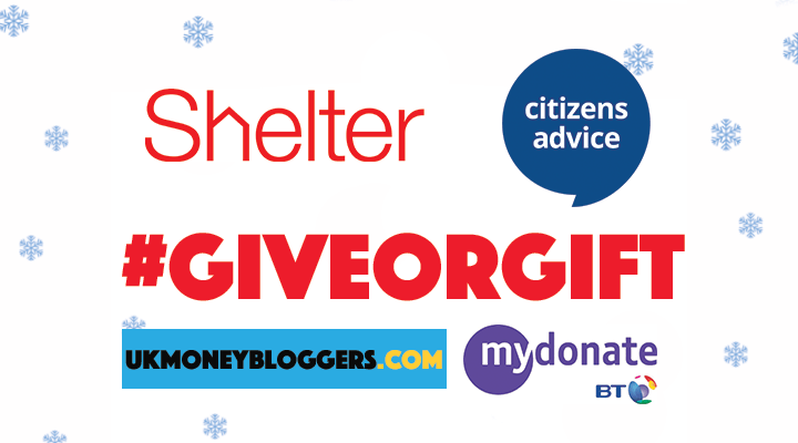 Shelter Citizens advice Give or Gift