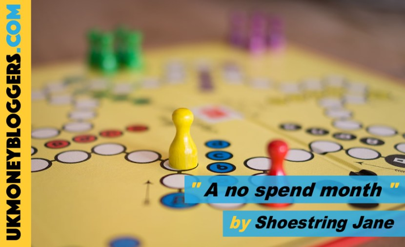 Loose change - a no spend month