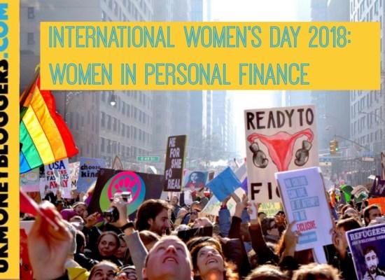 International Women's Day 2018: Women in Personal Finance