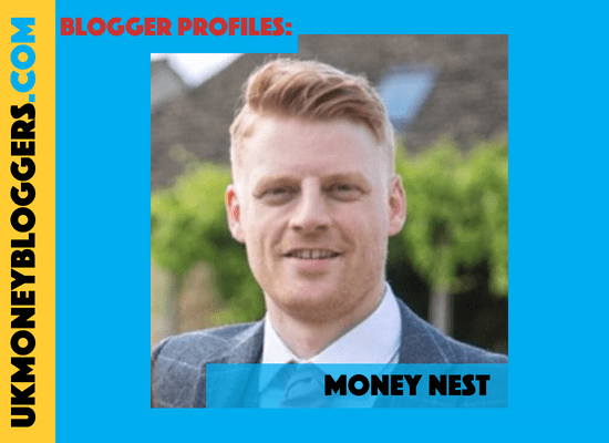 UK Money Blogger Money Nest