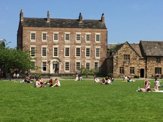 Palace Green, Durham