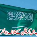 سعودی عرب میں کرپشن کے خلاف بڑا کریک ڈاؤن، نمایاں شخصیات کو سزائیں