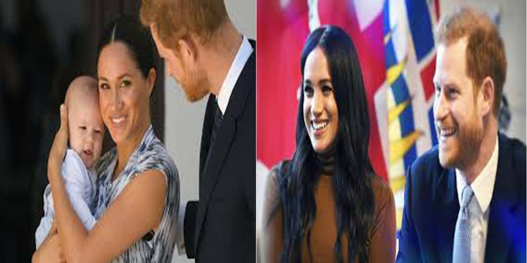 harry and meghan shock the royal family