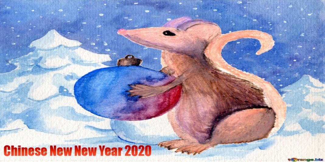 Chinese New New Year 2020