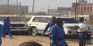 Sudanese Prime Minister Abdullah Hamdouk survives an assassination attempt