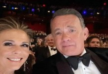 Tom Hanks and Rita