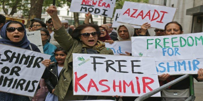 Kashmir becoming another palestine in Asia