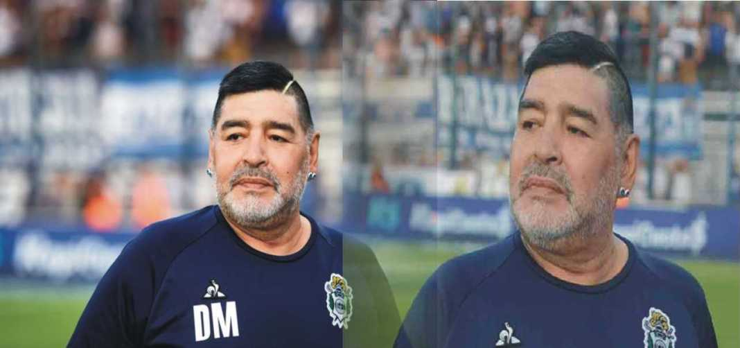Maradona's mysterious death