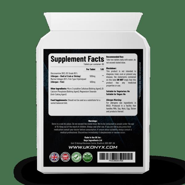 Glucosamine Marine Collagen