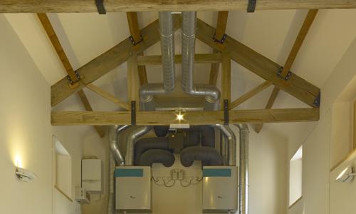 The importance of Passivhaus ventilation