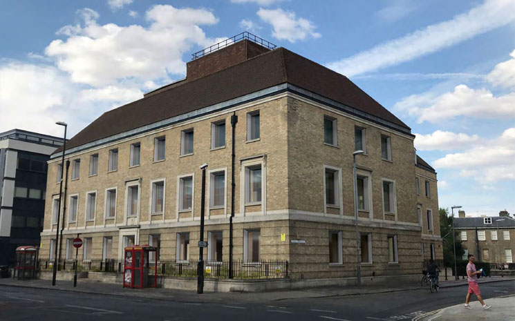 1 Regent Street, Entopia Building (c) Architype