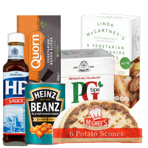 Veggie Breakfast Meal Kits