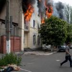 Mariupol-Fire