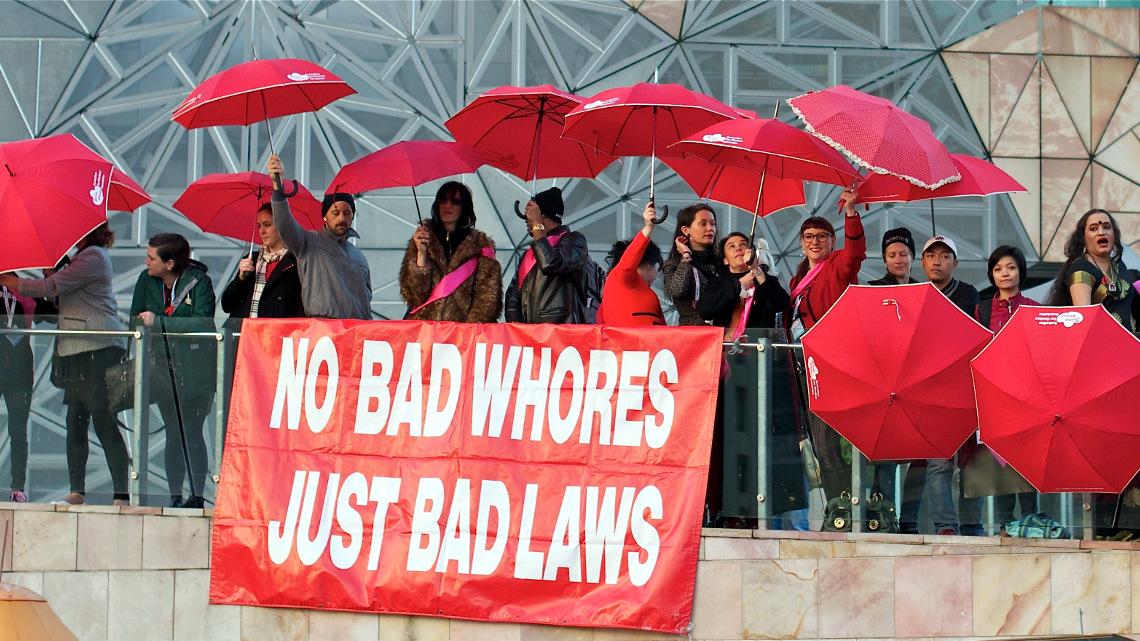 Немає поганих шльондр, є лише погані закони
