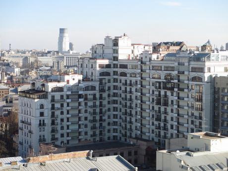 Київська нерухомість. CC BY-ND 2.0 eltpics / Flickr. Деякі права захищені