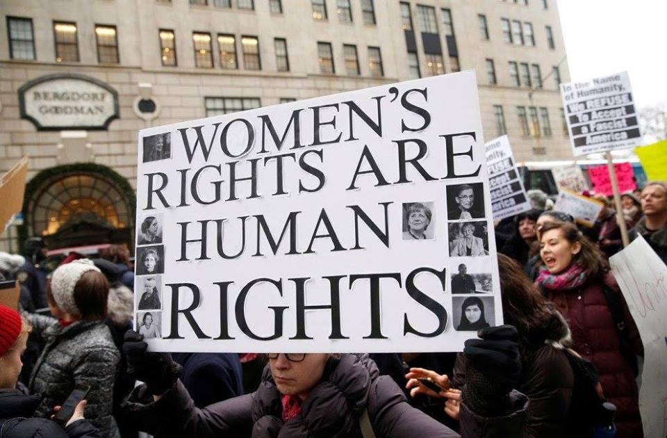Лекція Права жінок в системі прав людини: український контекст