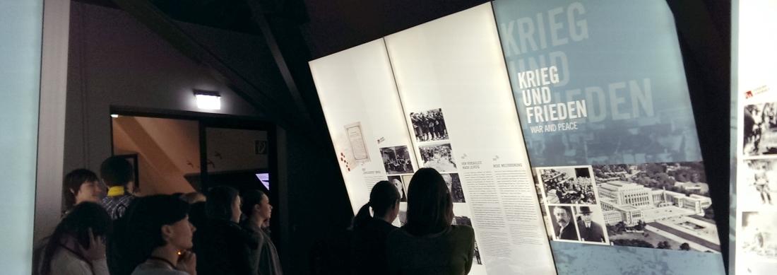 Geschichtslehrer-Workshop zu Nürnberg 1933-49