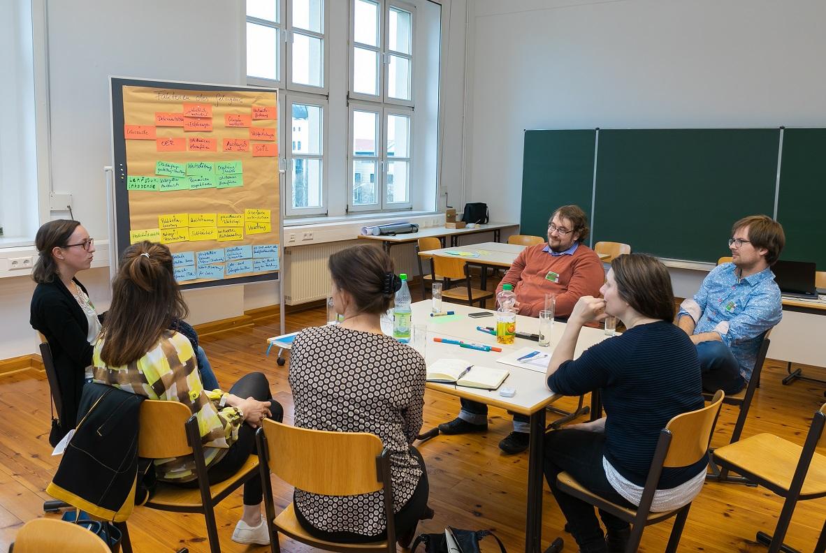 Förderung guter Lehre als Reformimpuls für ukrainische Hochschulen
