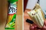 Вафельный сэндвич Кукуруза