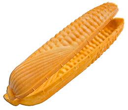 Corn-shaped Waffle Sandwich Cone