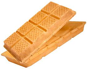 Waffle Sandwich Cone