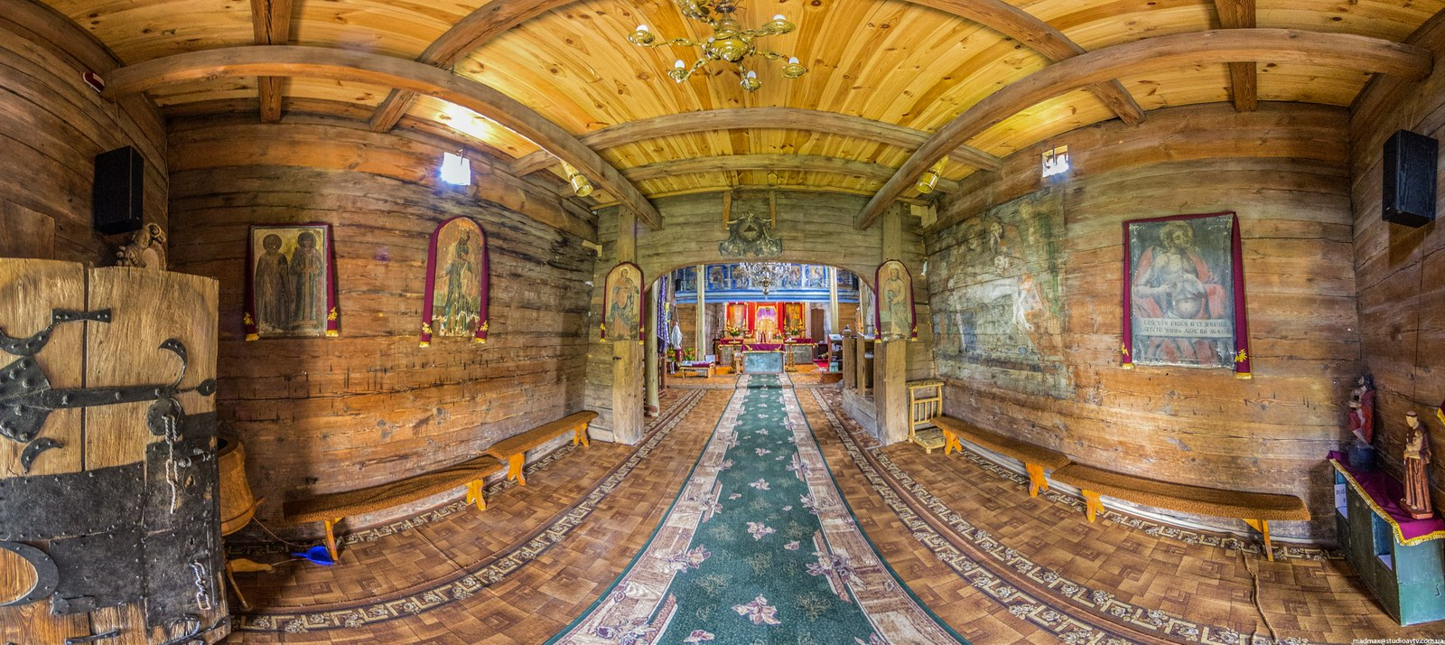 The Oldest Wooden Church In The Lviv Region 183 Ukraine