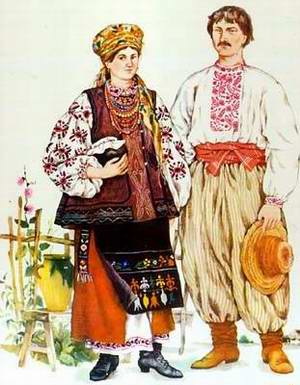 Ukrainians - People Living in Ukraine