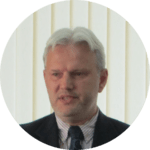 Portrait von Volodymyr Dubovyk