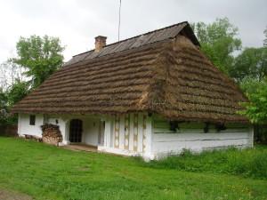Zagroda_z_Posady_Olchowskiej_(1880)