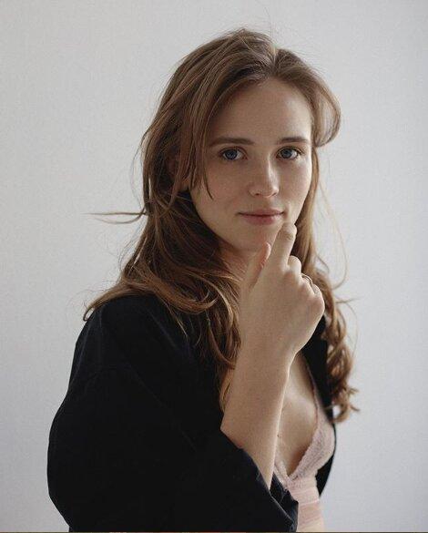 """Анна Кошмал из """"Сватов"""" напомнила о своей женственности и ..."""