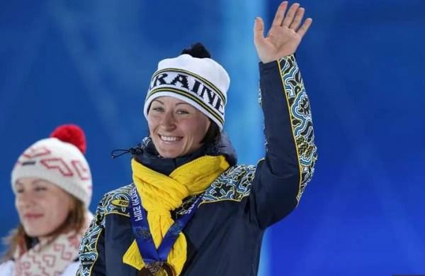 Украинская биатлонистка Семеренко получит серебряную ...