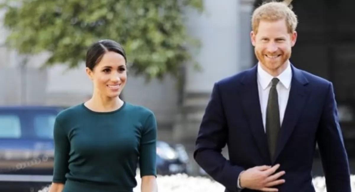 Сенсация дня принц Гарри и Меган Маркл ожидают первенца