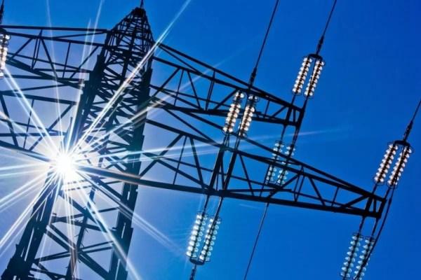 Цена на электроэнергию снизилась