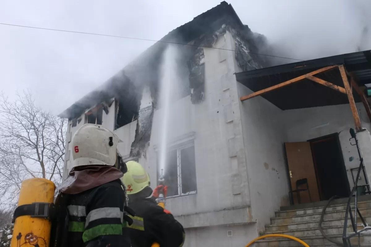 Пожар в доме престарелых - у владельца нашли еще ...