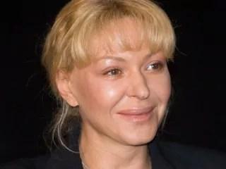 Умерла сестра Федора Бондарчука актриса Алена Бондарчук ...