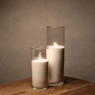 Набор Насыпные Свечи 2 штуки - 26 и 38 см