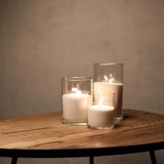 Насыпные свечи купить: набор 12, 16 и 21 см
