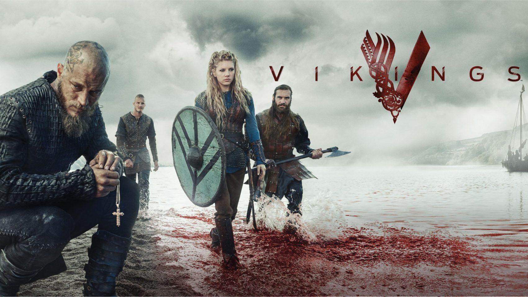 Vikings Season 5 - Guess whats back? [Suprises]⚡