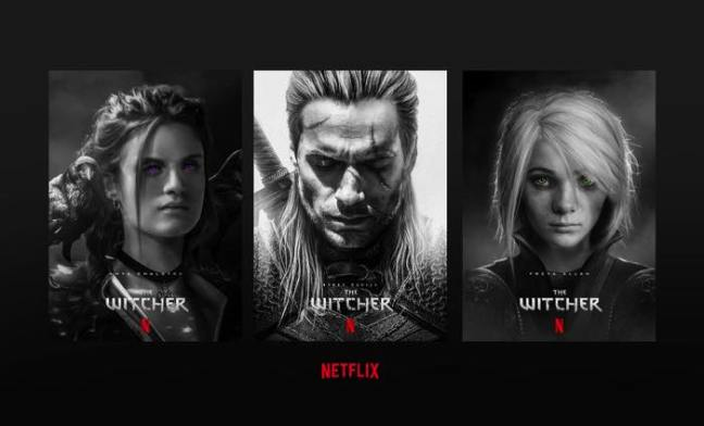 The Witcher Netflix Season 1 Release Date UK