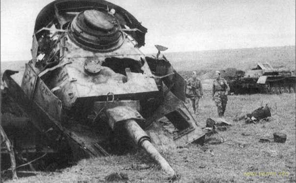 Немецкие историки о битве под Прохоровкой
