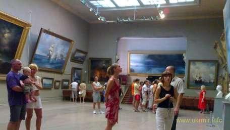 Галерея Айвазовського у Феодосії